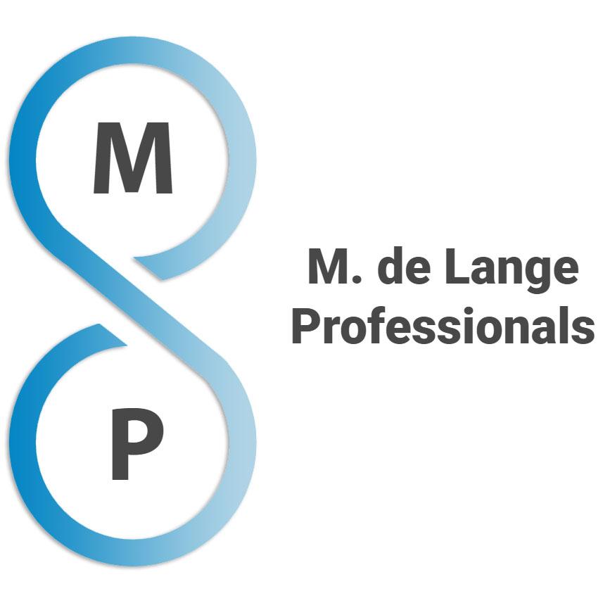 Logo M. de Lange Professionals